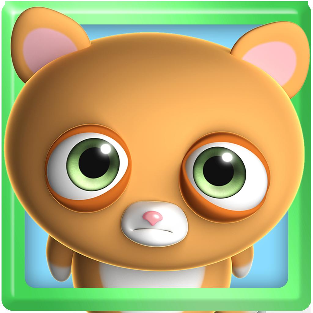 A Cute Little Pet: Learning Letters